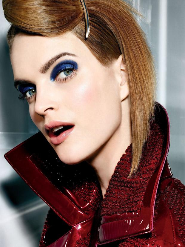 Mirte Maas for Glamour US by Richard Burbridge