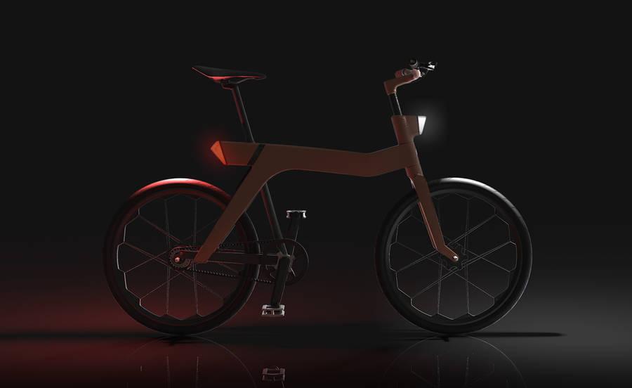 Modular Ruby Bike (10 pics)