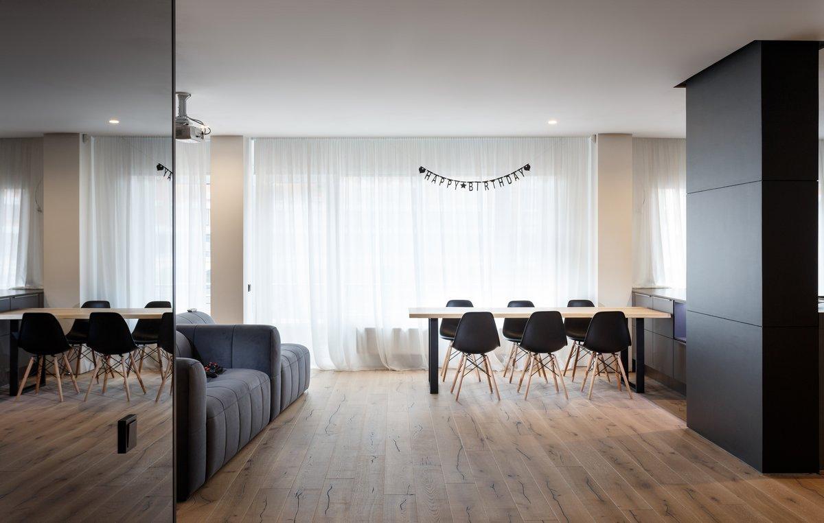 Современный минимализм от Igor Sirotov Architects