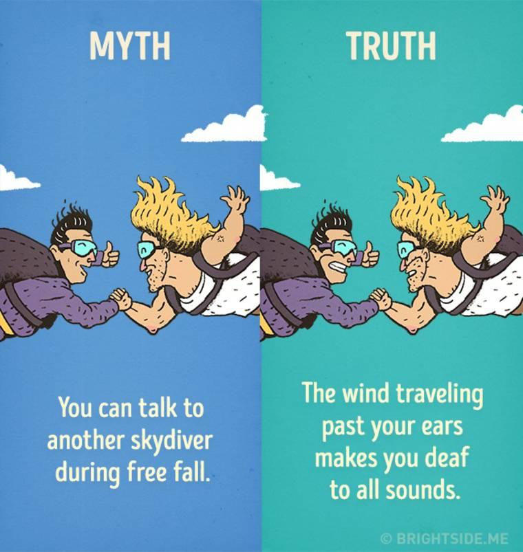Movie Myths - 12 fausses idees recues popularisees par les films