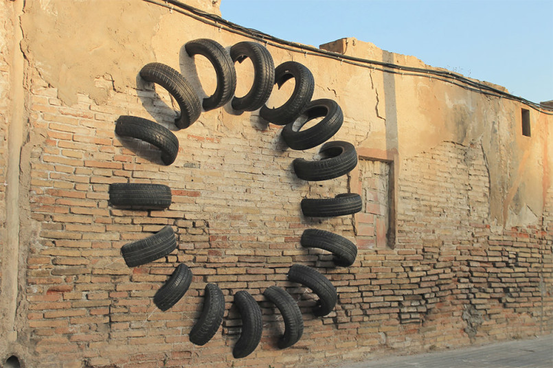 Pneumatic: Street Art by OOSS