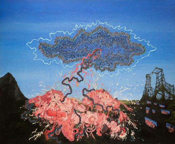 Protoplasmic Terrarium by Scott Greenwalt