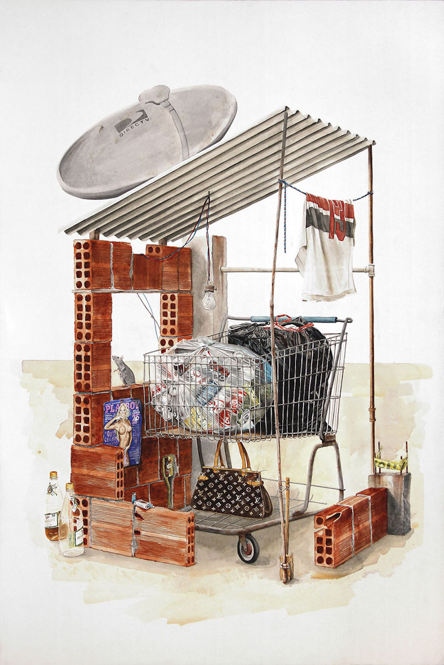 Splendid Organized Trash by Alvaro Naddeo