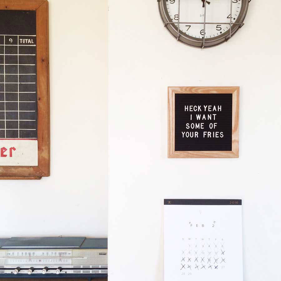 Creative and Funny Letter Boards