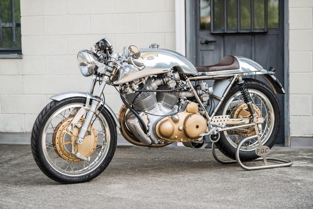 Мотоцикл Godet Egli-Vincent 1968
