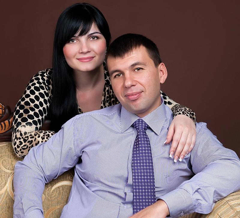 Пушилин_с_женой