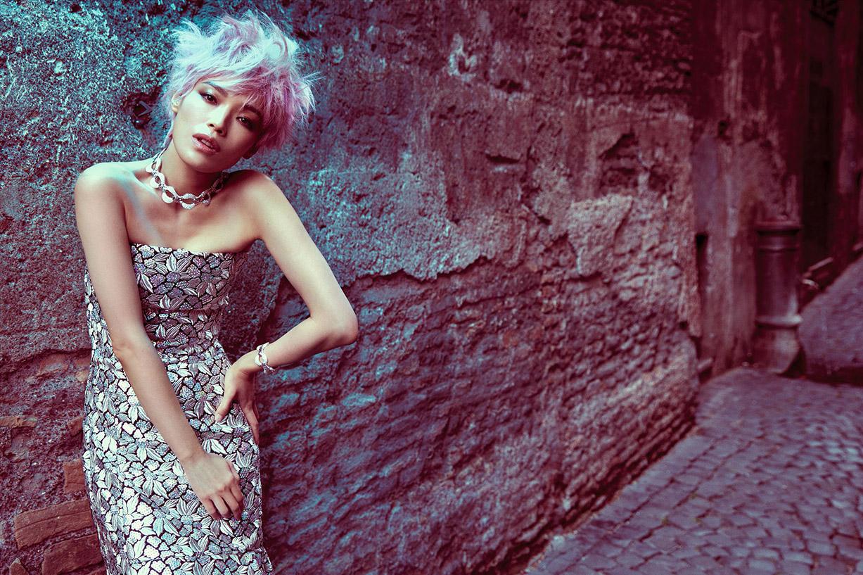 актриса Шу Ци / Shu Qi by Mario Sorrenti - Vogue China november 2016
