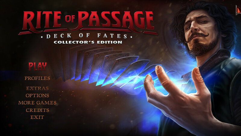 Rite of Passage: Deck of Fates CE
