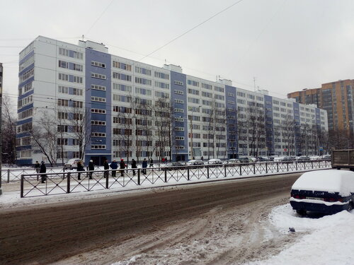ул. Дыбенко 17к1