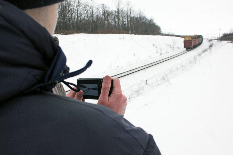 2М62У-0043 на перегоне Залегощь - Дишня, видео