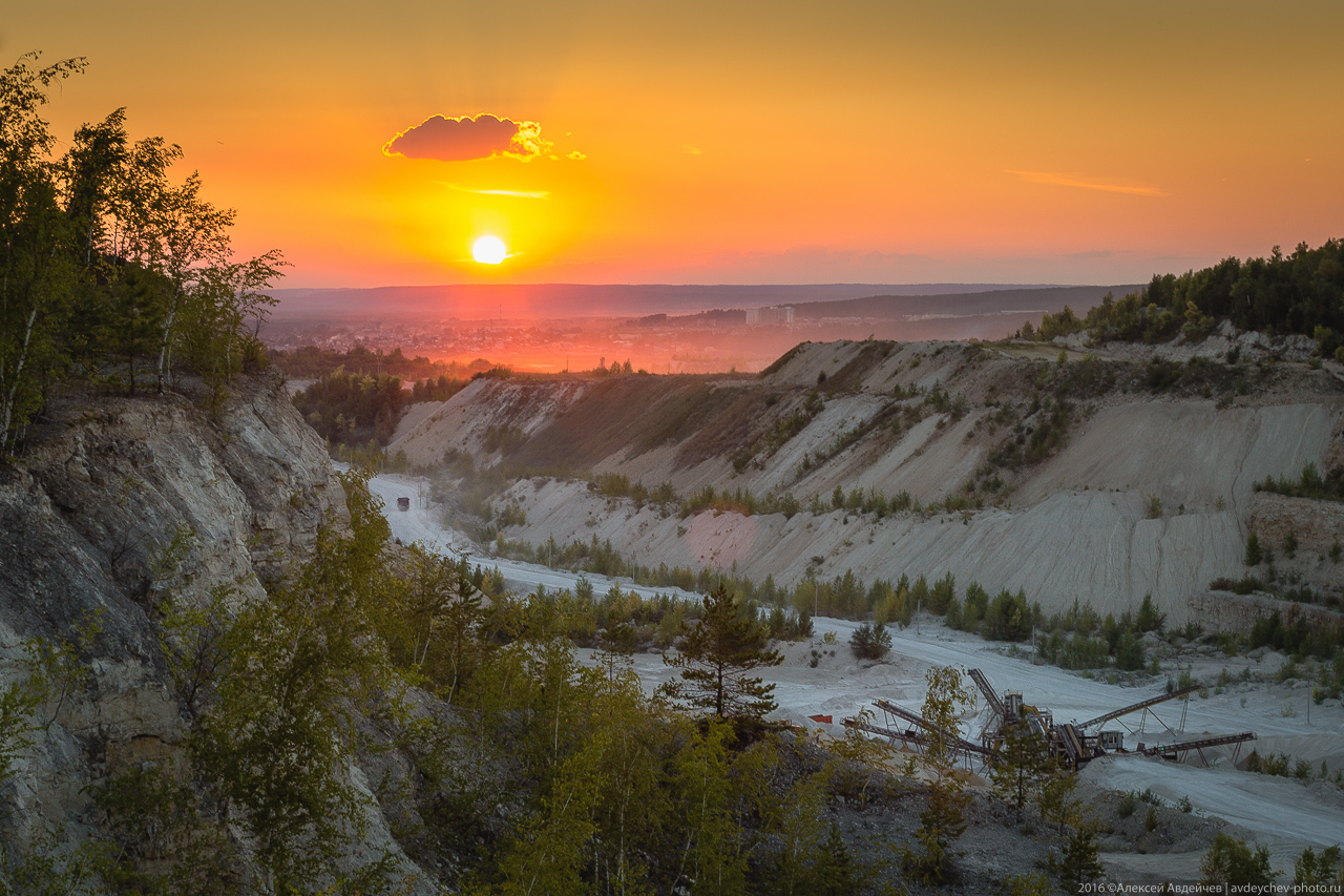 Самарская область, Сокский карьер