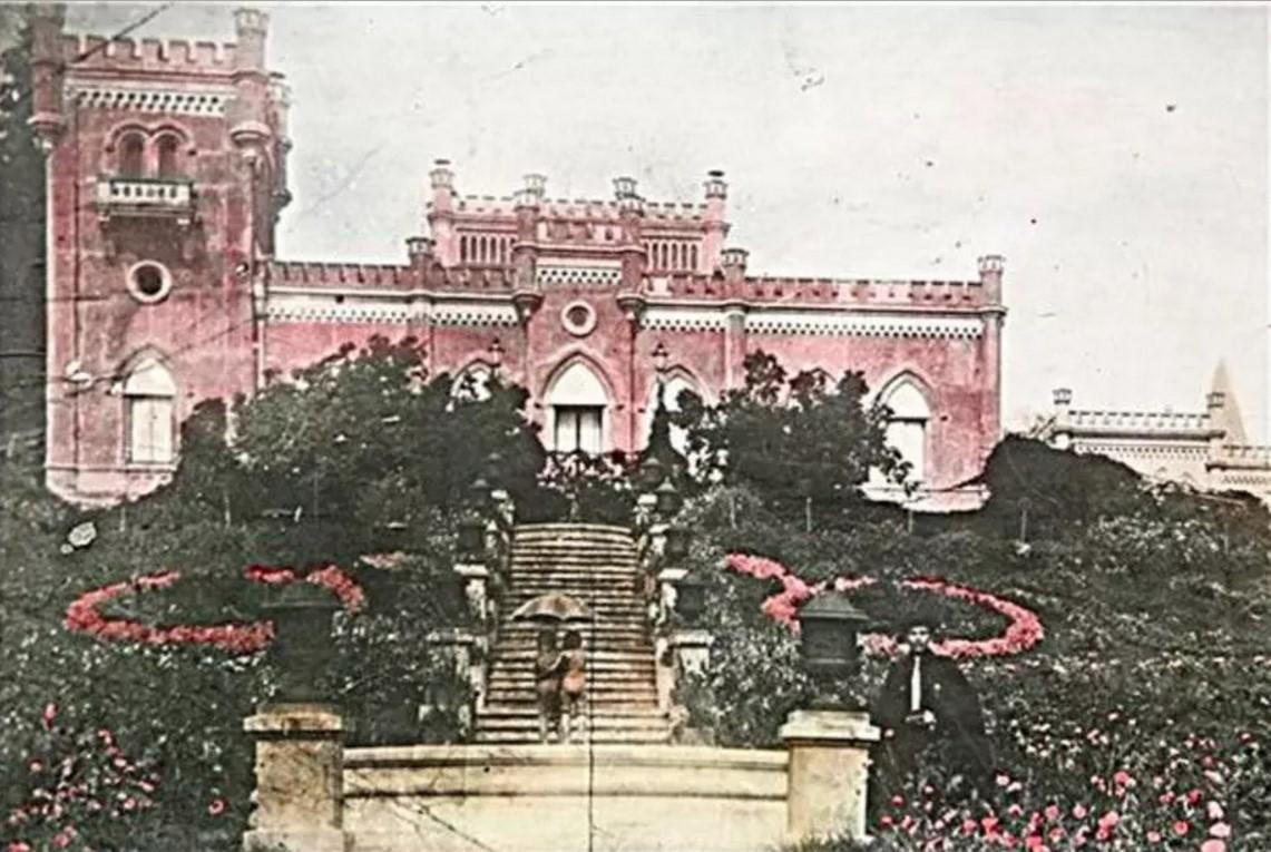 Колосовский замок