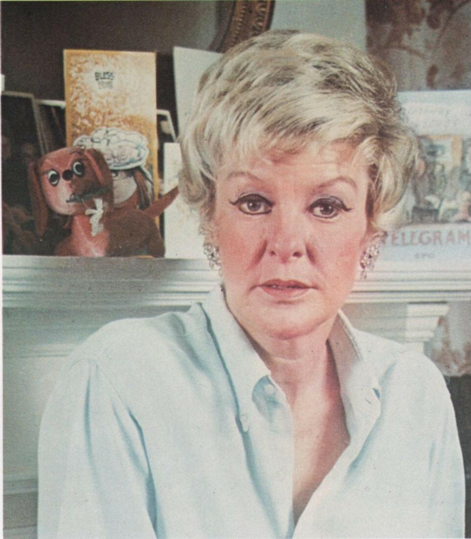 Элейн Стритч (1973)