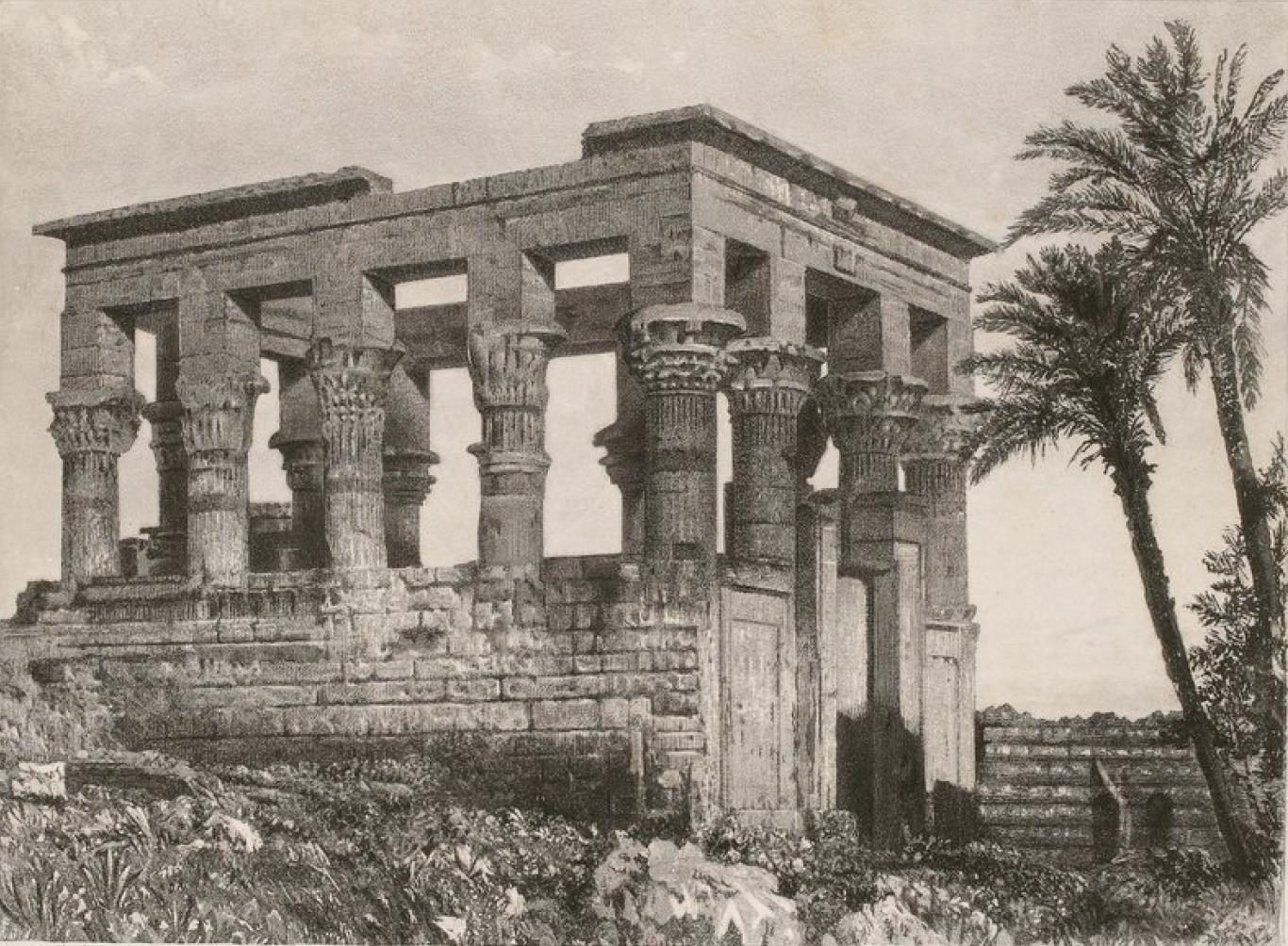 Египет. Остров Филе