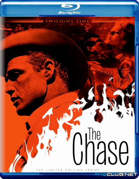Погоня / The Chase (1966/BDRip/HDRip)