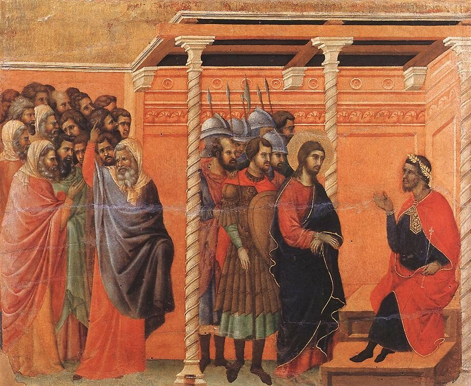 Duccio_di_Buoninsegna_-_Pilate's_First_Interrogation_of_Christ_-_WGA06803.jpg