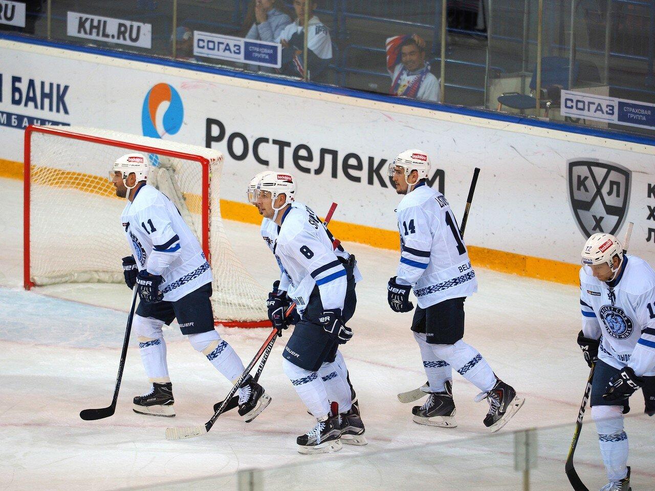 87Металлург - Динамо Минск 13.09.2016