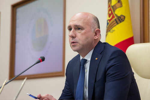 Павел Филип – Европейская интеграция – это национальный проект Молдовы