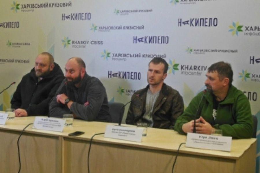 """Главы """"Пр····о се····а"""" в Харькове: изменения во имя'я Великой Цели"""