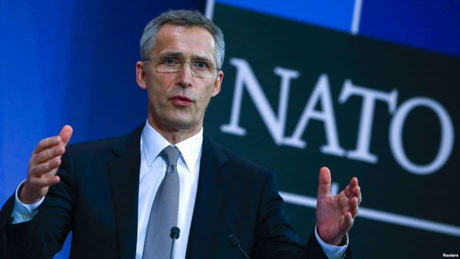 Столтенберґ: НАТО хочет иметь более тесное партнерство с Украиной