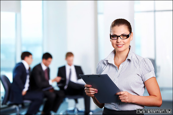 Работа в мужском коллективе (советы женщине)