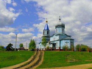 Село Кивать.