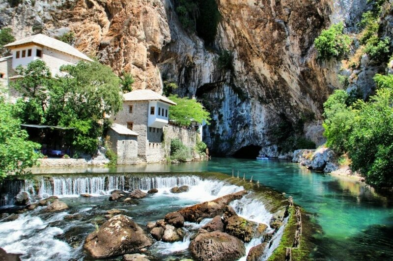 30 потрясающих мест мира, где вы не встретите туристов (фото)