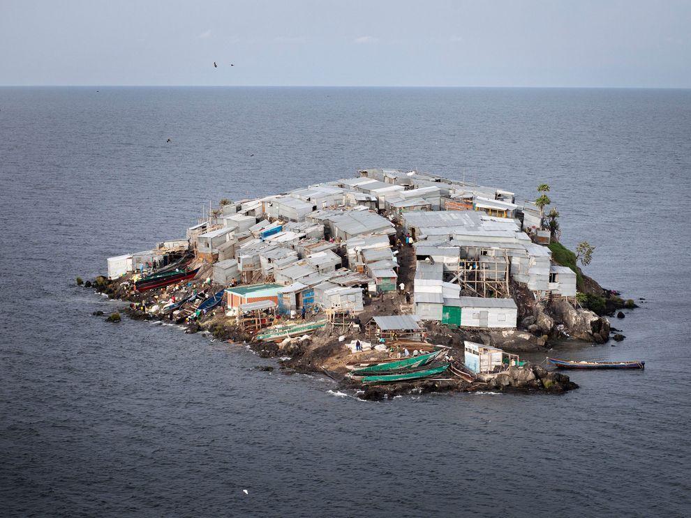 Eyewitness: Migingo Island, Kenya