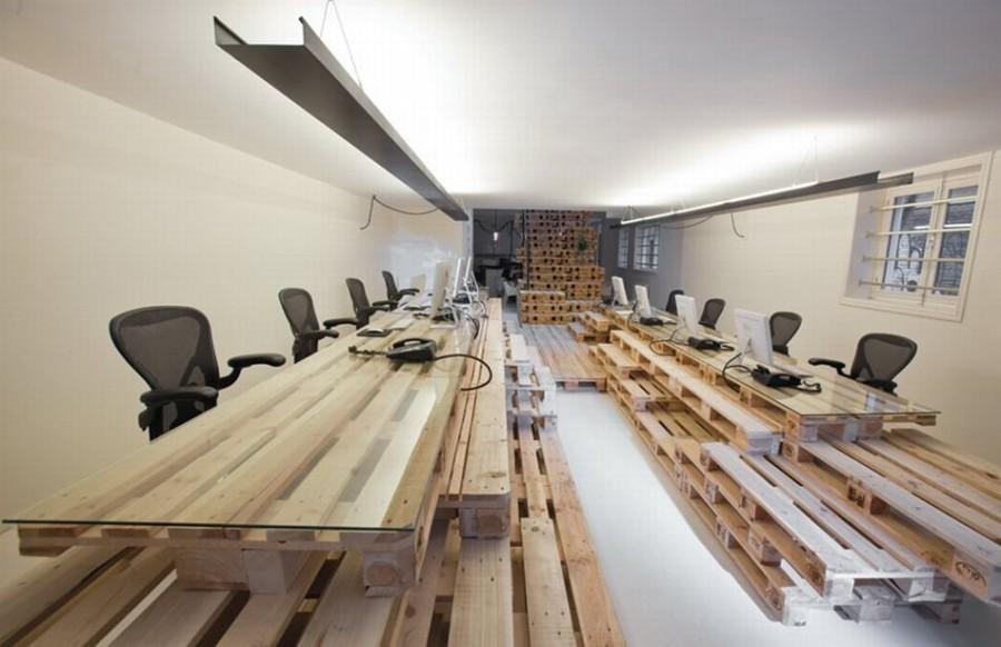7. У рекламного агентства BrandBase в Амстердаме самый экологически чистый офис в мире. Дело в том,