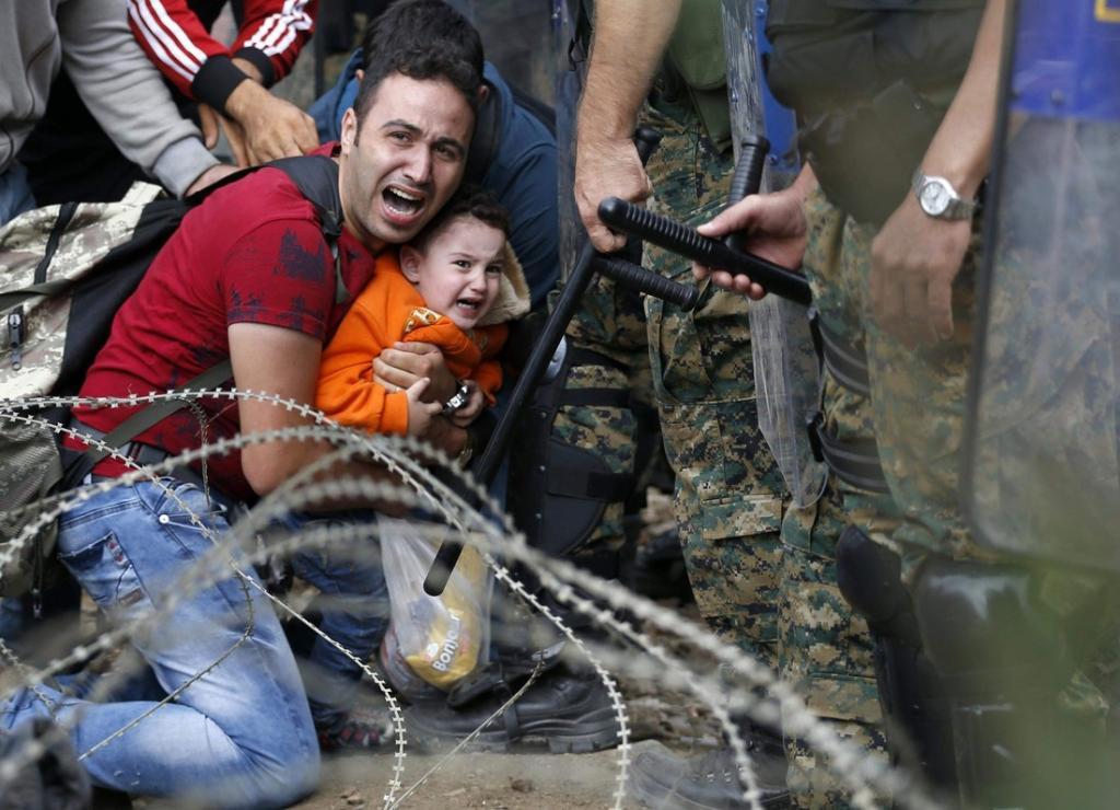 Когда Македония в августе объявила чрезвычайное положение в связи с наплывом мигрантов и закрыла гра