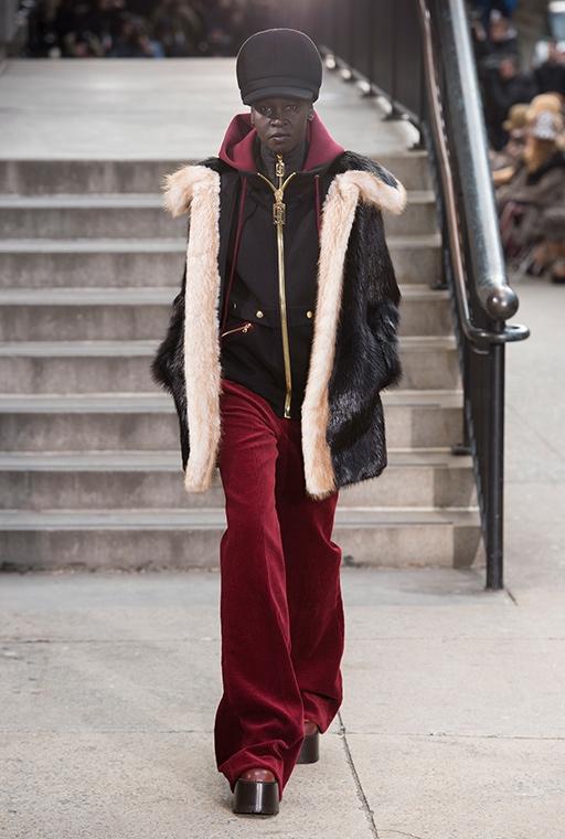 Коллекция Marc Jacobs Осень-Зима 2017/18