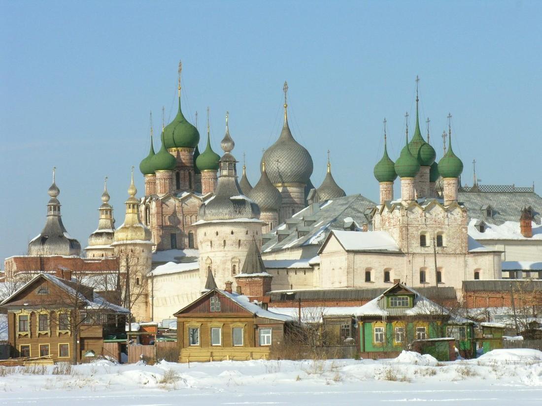 4. Ростов Великий (бюджет: 3 290 руб) Небольшой древний город на берегу озера Неро. Тут все пропитан