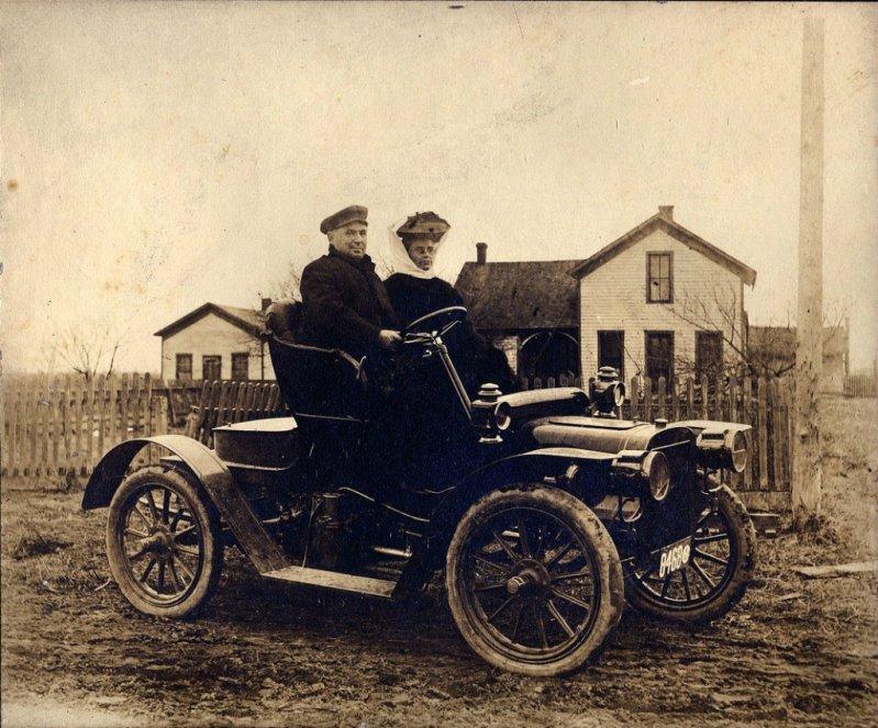 1908 Maxwell-Briscoe Model H