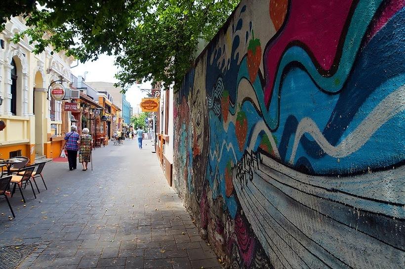 Прогулка по сербскому городу Нови-Сад (24 фото)