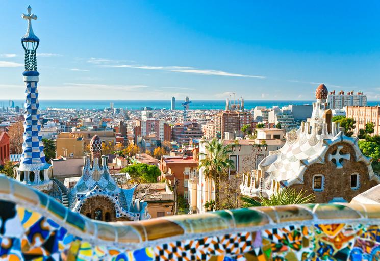 4. Проводить весь отпуск в треугольнике между пляжем, Старым городом и кварталом Эль Борн Примерно 9