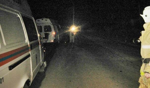 ДТП вЧегемском районе: есть погибший