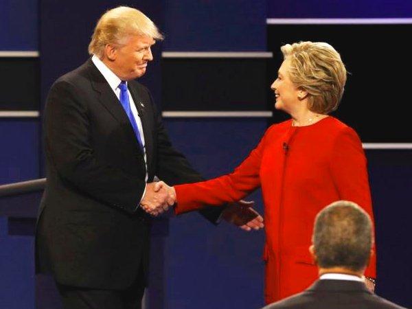 Трамп опубликует налоговую декларацию, если Клинтон обнародует свою электронную переписку