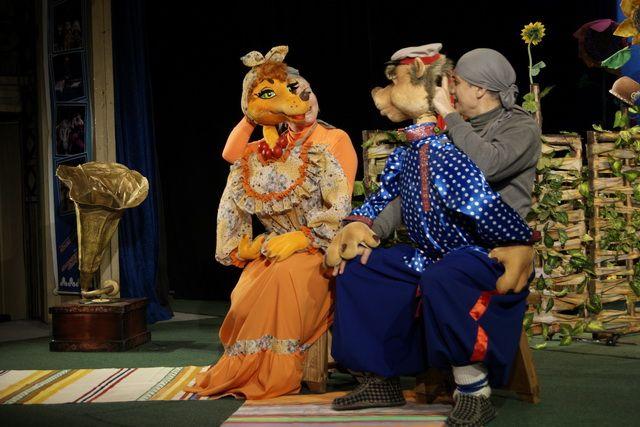 Городской детский театр «Вера» отмечает 25-летний юбилей