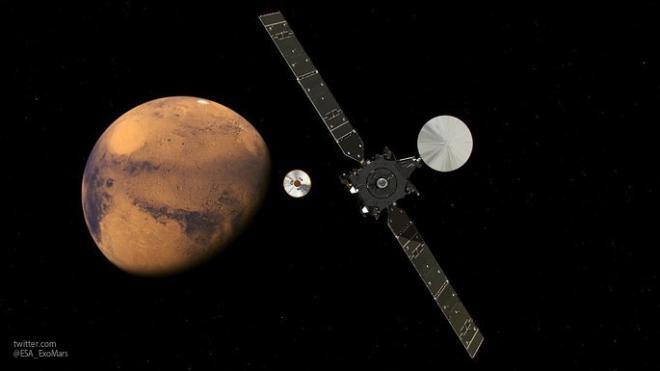 Роскосмос собирается потратить наисследование Марса 5,3 млрд руб.