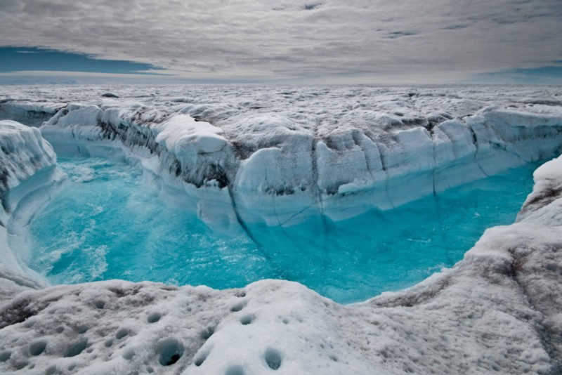 Ученые: Талая вода несомненно поможет сохранить юность