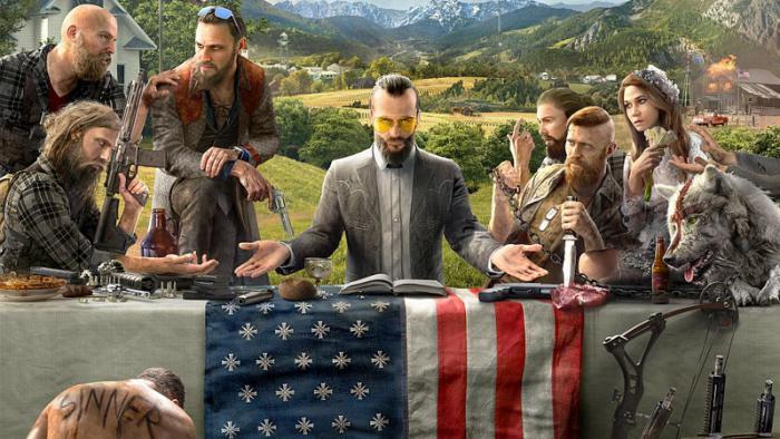 Ubisoft показала тизеры ожидаемой игры Far Cry 5