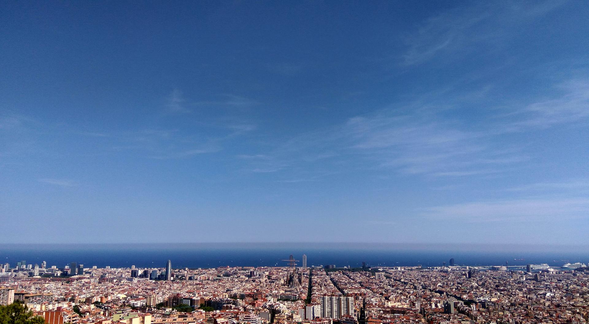 Barcelona - Parc Del Carmel, 05.06.2016