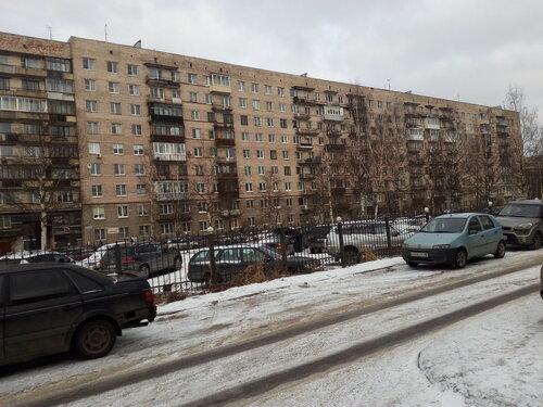 ул. Фаворского 14к1