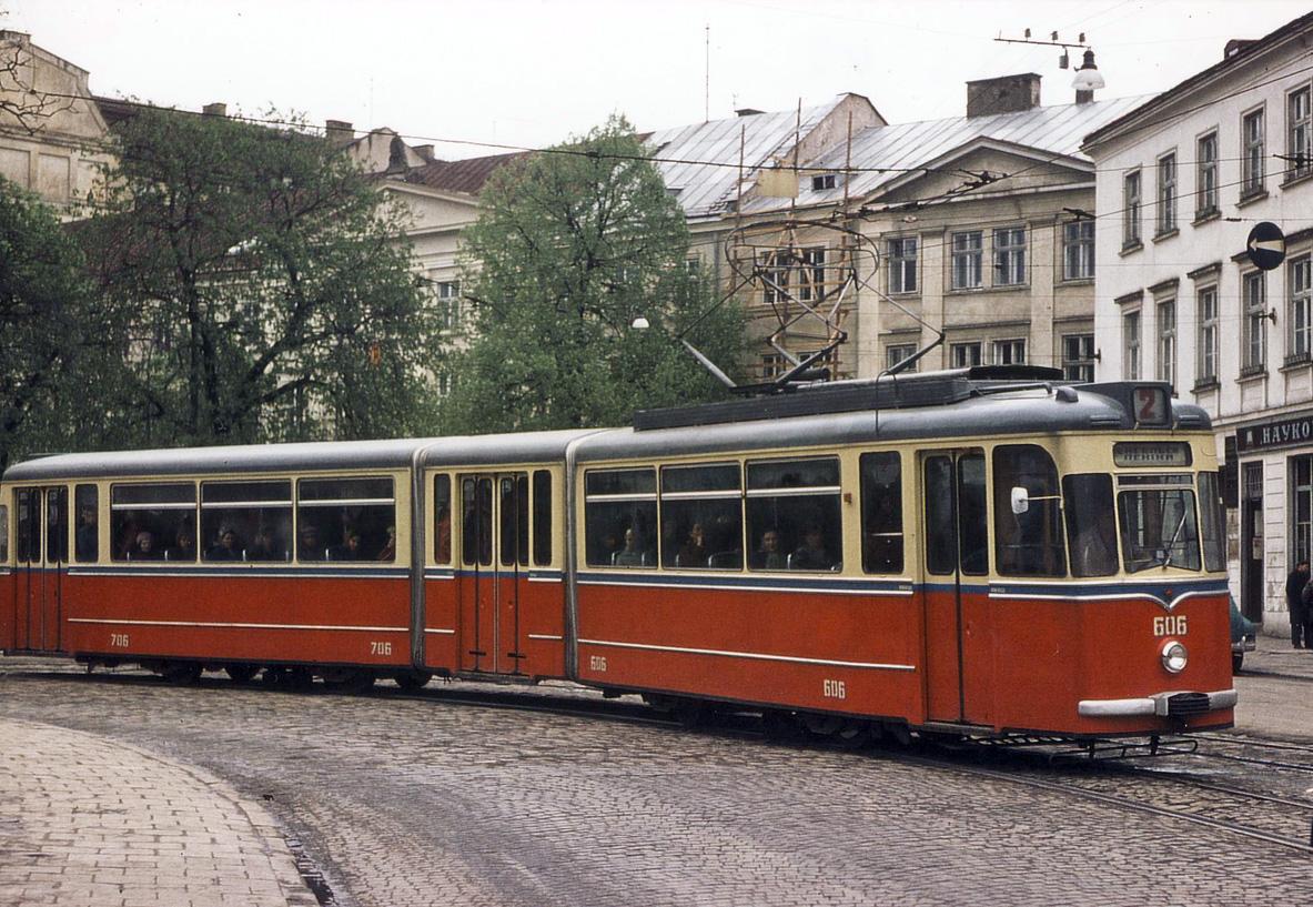 Львов. Улица Советская