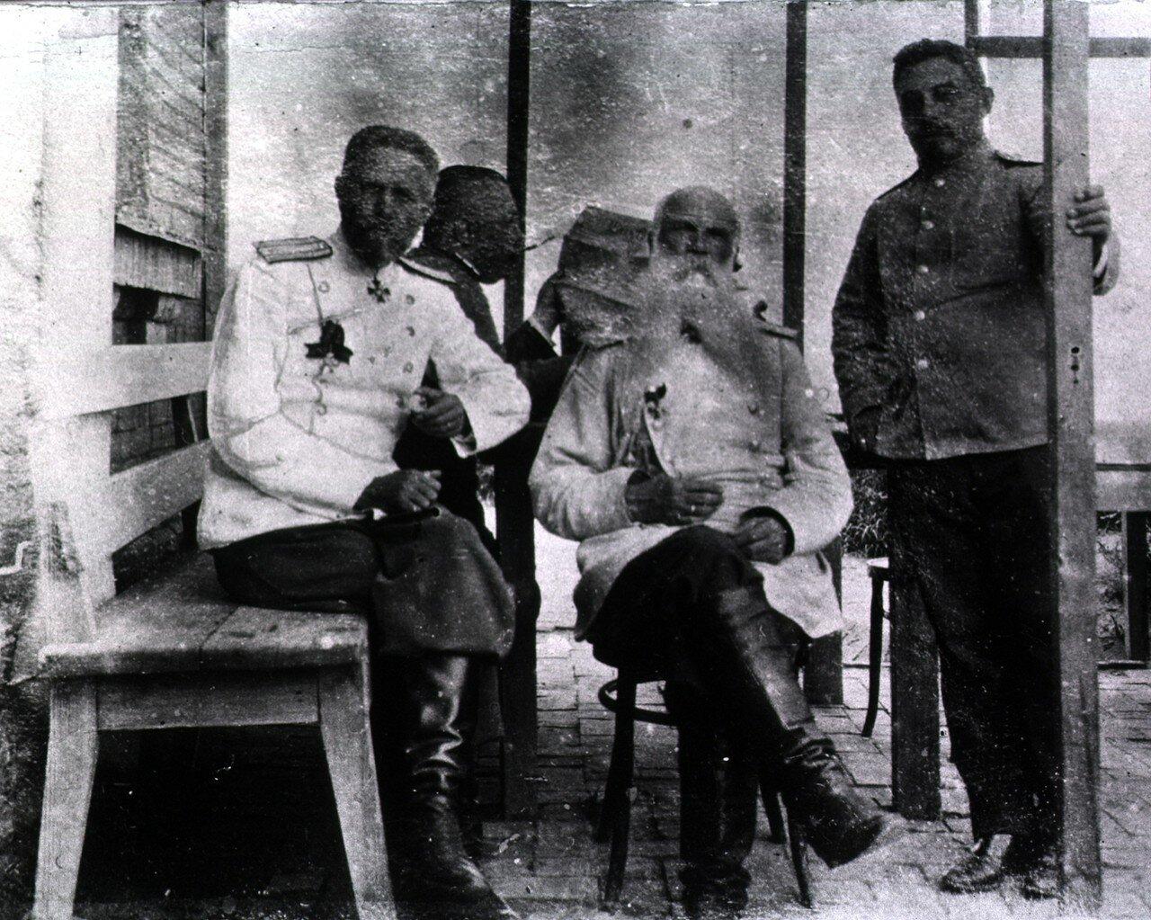 Руководство Санитарного тылового департамента, Харбин
