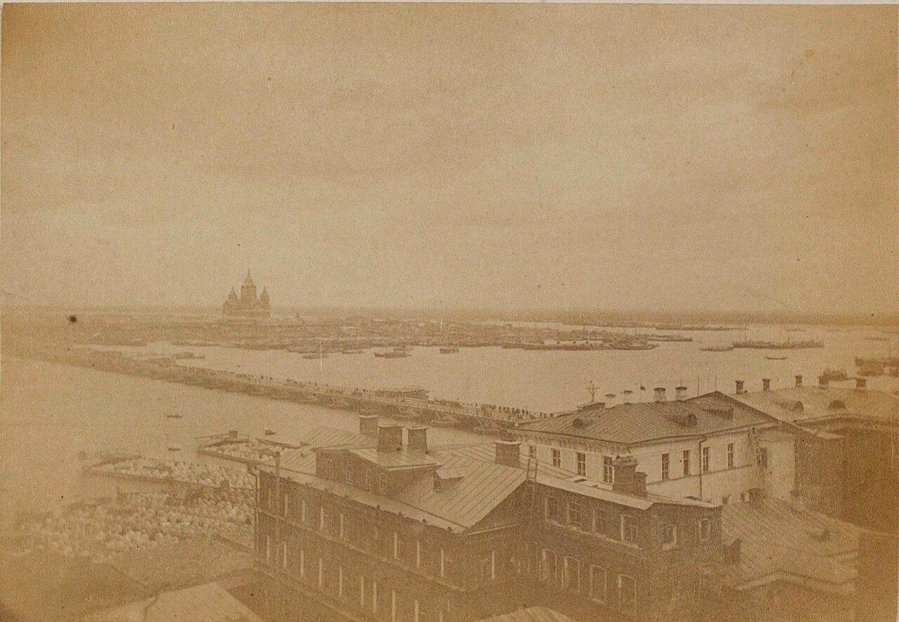 Набережная реки Ока
