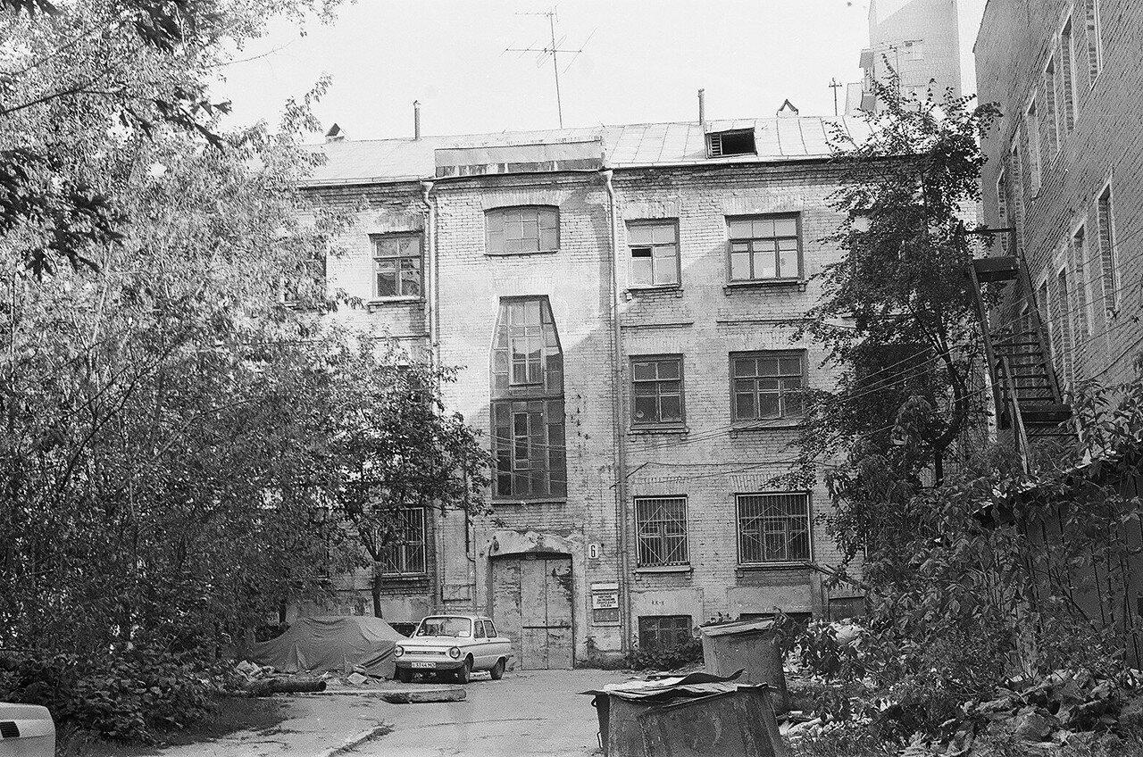 1983. Образцова улица, дом № 6 (автор И.Нагайцев)