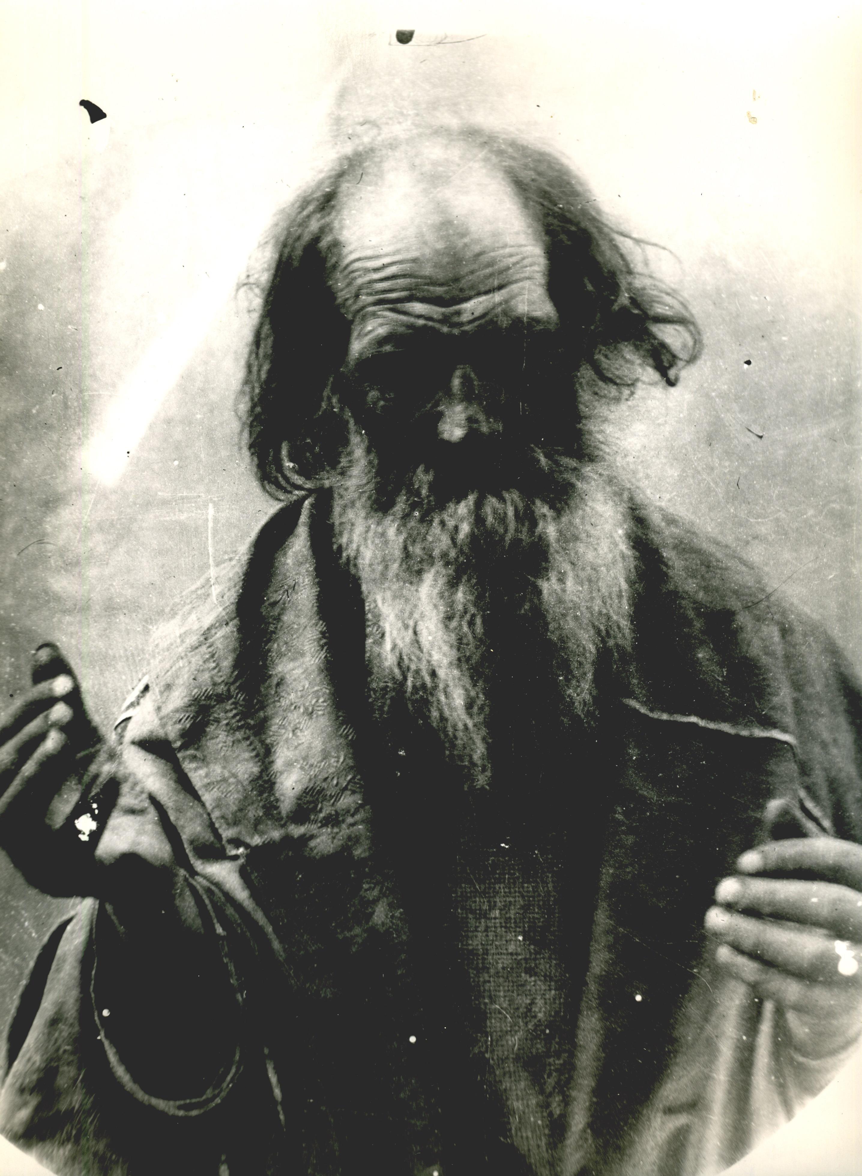 Старик. Муромский уезд, 1890-е