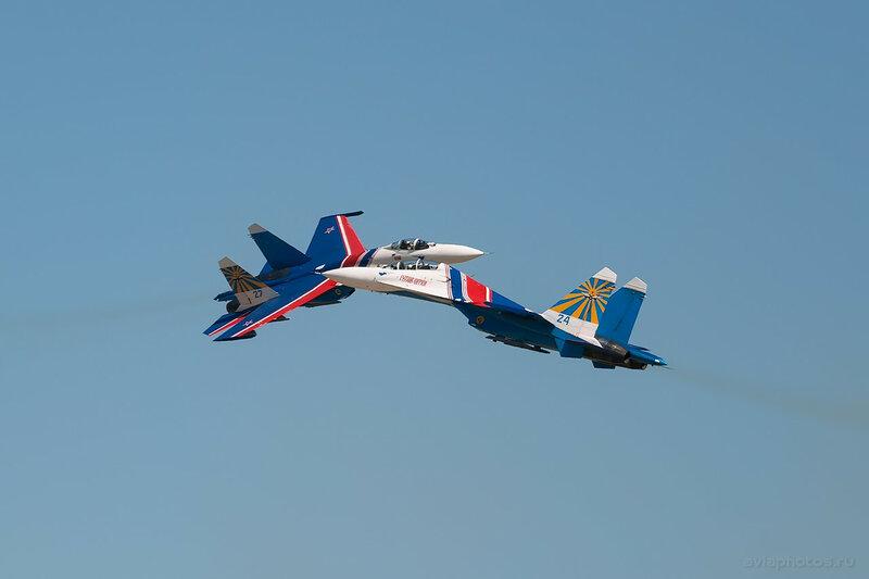 Сухой Су-27 АГВП