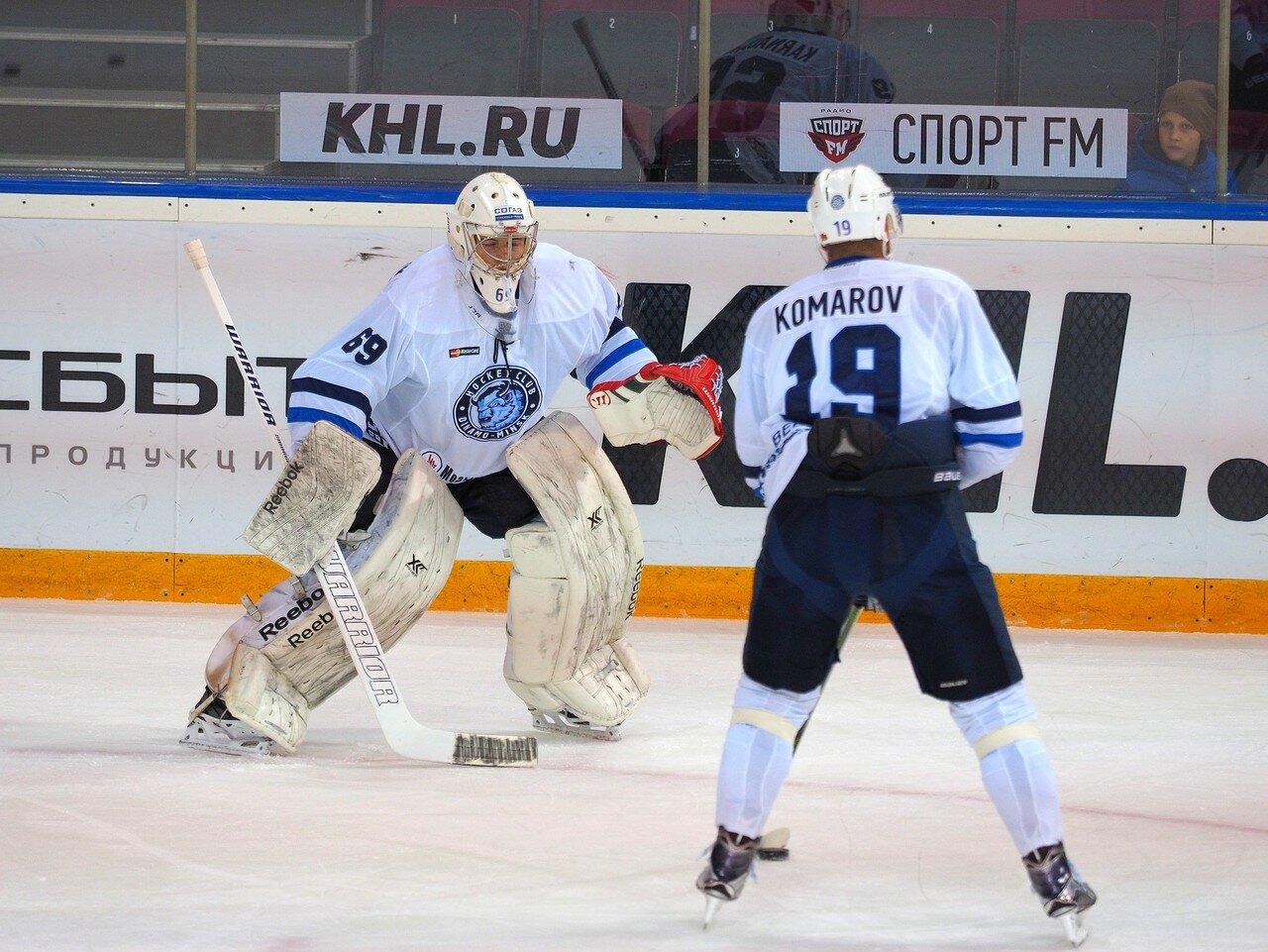 32Металлург - Динамо Минск 13.09.2016